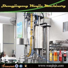 High Quality Automatic Bottle Washing Filling Capping Machine