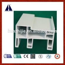 Huazhijie upvc window and door profile supplier