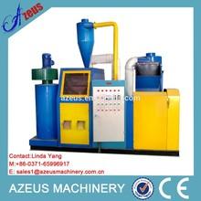 Best price waste copper cable granulator recycling machine/scrap Copper Wire Recycling Machine