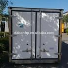 FRP Truck Box Assembled by Fiberglass PU Sandwich Panel