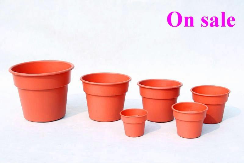 Kailai marca PP plástico potes de berçário para plantas em vendas