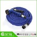 Doble de látex/epdm ampliable tela flexible de la manguera de agua