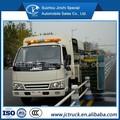 Petite rue balayeuse / cour balayeuse JMC 4 X 2 lumière rail balayeuse récupération camion