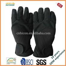 2015 Breathable waterproof winter ski gloves