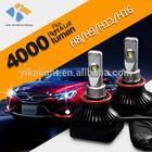 China Factory 6500K LED Headlight, 12V 24V 2000lm LED Car Head Light, H11 LED Emark Certificates