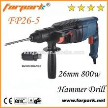 Forpark power tools Mak hammer drill 26-5 power 26mm hammer drill