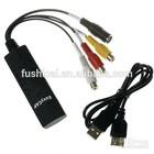 USB Audio/Video Capture/Surveillance Dongle Easycap---Paypal Acceptable