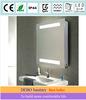 Illuminated Stainless Steel/Aluminum Bathroom Mirror Cabinet with LED Light