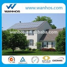 corrugated roof solar panel mounting brackets, 10kw