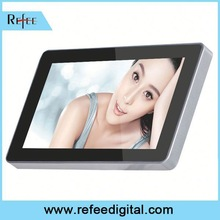 Ultra thin 15.6 inch 15 inch android wifi hdmi Video advertising player