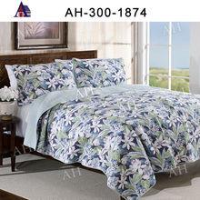 American 3D Polyester Duvet Cover Digital Printed Bed Sheet