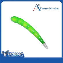 Fridge Magnetic pen with vegetable shaped