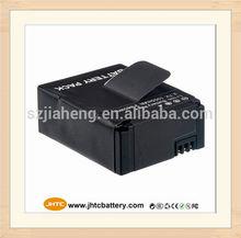 Hot selling camera battery AHDBT-302 / AHDB - 301 / AHDBT - 201 ,Li-Ion battery 3.7V 1600mAh battery pack for Gopro camera