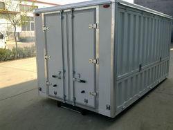 van bodywork prefab cabin container house
