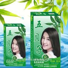 porcellana tinture per capelli personale colore dei capelli della tintura vegetale nelle tinture per capelli