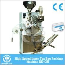 ND-C8I High Speed Tea Leaf Packing Machine / Automatic Tea Bag Packing Machine