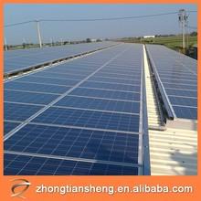 Solar pv mounting , solar bracket, formwork steel beam ,solar ground mounting