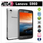 Original Lenovo S960 Quad Core MTK6589 Mobile Phone 5.0 Inch IPS 2GB 16GB Smart Phone WCDMA 3G Android 4.4 Unlocked Smartphone