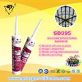 sd995 neutral sellador de silicona estructural adhesivo