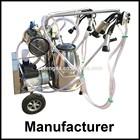 Milking machine single cow,sheep portable milking machine vacuun pump milking machine
