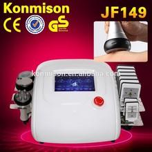2015 new laser pads ultra lipo cavitation rf beauty slimming machine