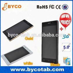 5.0inch 3G Cheap OEM no brand smart phone
