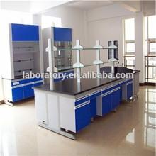 Microbiology laboratory equipment garage lab workbench