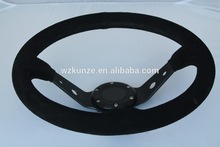 special design steering excellent quality with 0 rate return aero spoke wheel(PVC/PU/Leather/14inch/13inch)