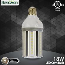 Bestwon 18W e26 UL TUV corn cob led bulb