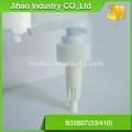 33mm main en plastique pompe à shampoing savon liquide