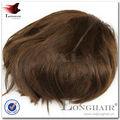 encantador rizado rizado brasileño llenas del cordón peluca de cabello humano