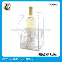 BTC 14015 creative clear new arriving Eco plastic bag