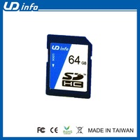 Industrial Cheapest Bulk SD Card 1GB~64GB Class 10 SLC/MLC SD Memory card