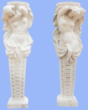 Column Molds And Human Statue Roman Pillar For Sale