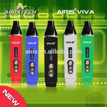 Airis patent vape pen vaporizer 2200mah big battery 430F china wholesale vaporizer pen