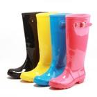2015New Fashion rain boots Environmental latest design women wellington boots ladies rain Boots