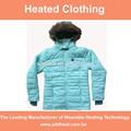 9665w azul cielo térmica y el calor de la batería de prendas de vestir