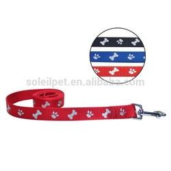 High Quality Wholesale Reflective Nylon Braided Pet Leash Dog Leash Dog Product