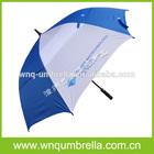 30inch windproof promotional golf umbrella