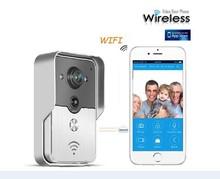2015 New design wireless wifi video door phone,wifi door bell camera