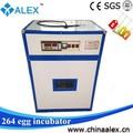full automático solar codorna nascedouro incubadora do ovo usado para avesdecapoeira chocadeira para venda