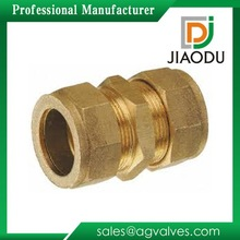 Low price best sell Brass Compression Fitting for Copper Pipe