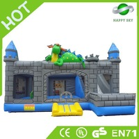 2015 Factory direct sale bounce house,inflatable bouncer cartoon,inflatable bouncy castle