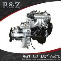 F8B 3cylinders engine, water-cooled 4 stroke engine, mini gasoline engine