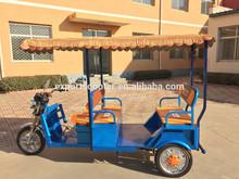 2015 passenger 3 wheeler auto rickshaw passenger tricycle 48v 850w