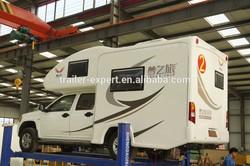 Luxury upgrade camper caretta caravan rv trust japanese used cars with CE