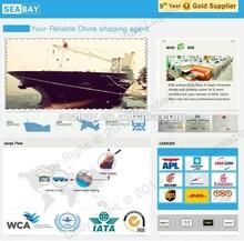 Moins cher prix fret maritime de la chine au Ghana