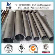 ASTM B337 GR11 seamless titanium pipe for general corrosion resisting and elevated temperature service