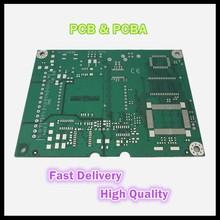 HASL lead free FR4 rigid pcb maker