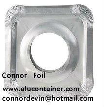 dipsoable Aluminium Containers - Burner Guard & Gas Mat